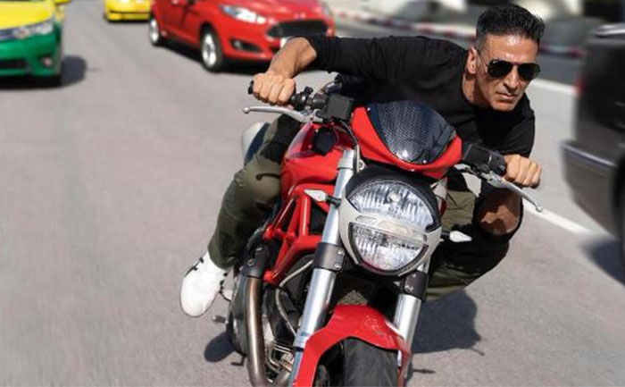 Akshay Kumar Could Be 'Dhoom 4' Villain!