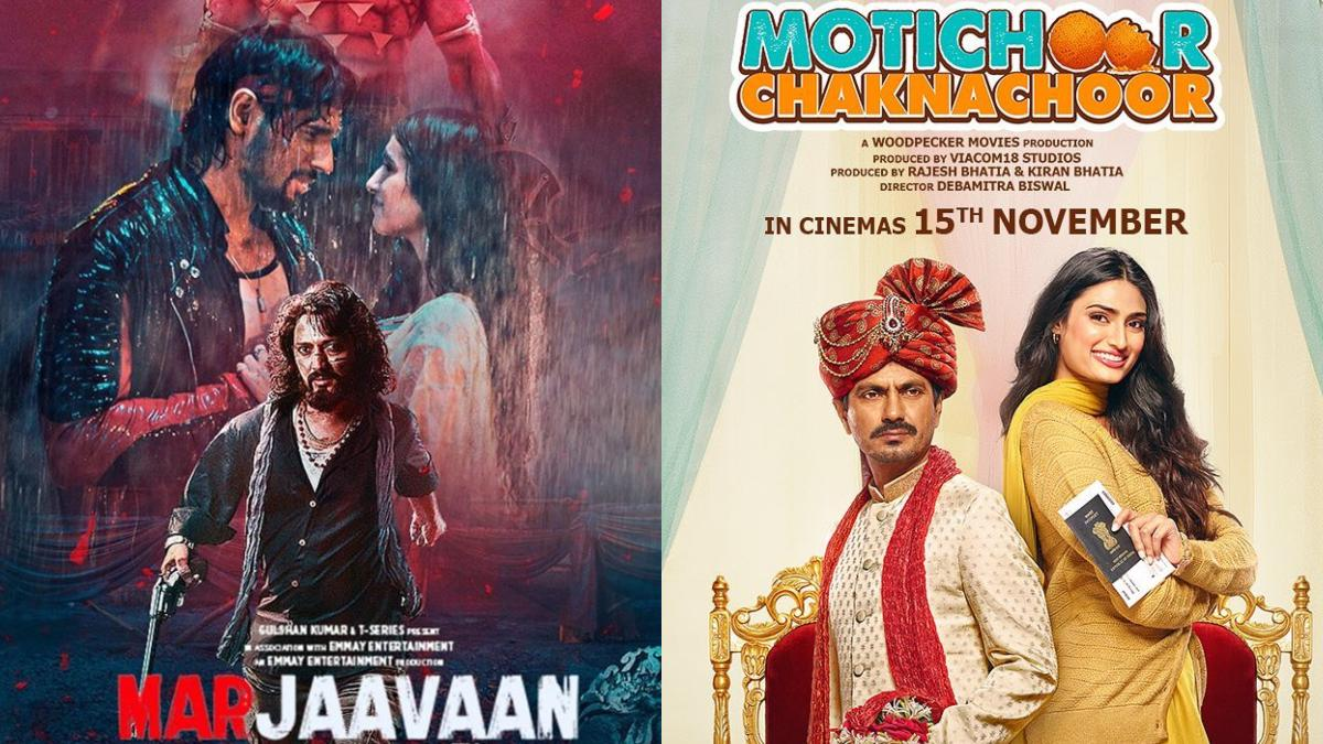 Photo of Nawazuddin-Athiya's: Motichoor Chaknachoor Is Way Behind Sidharth-Riteish's: 'Marjaavaan'