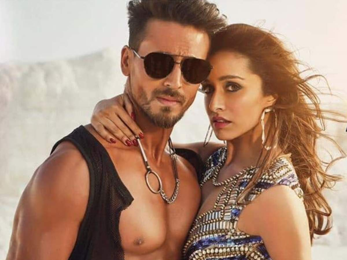Tiger Shroff And Shraddha Kapoor Raise The Heat In This Latest Audio Single
