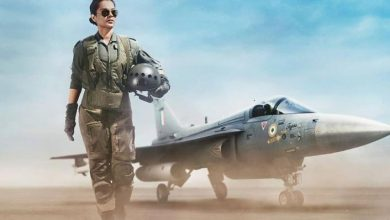 Photo of Kangana Ranaut is Looking Awesome as an Indian Air Force Pilot
