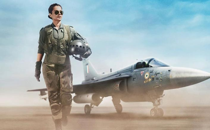 Kangana Ranaut Is Looking Awesome As An Indian Air Force Pilot