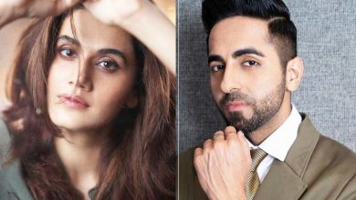 Photo of Taapsee Pannu's Classic Response For The Term Female Ayushmann Khurrana