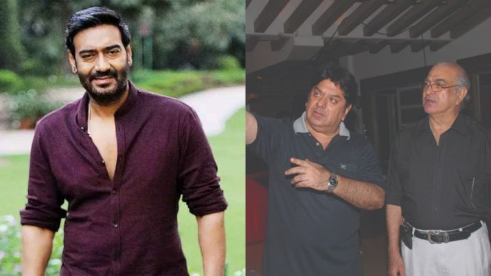 Ajay Devgn Next Home Production will be a Flick Based on the Life of Ramsay Brothers