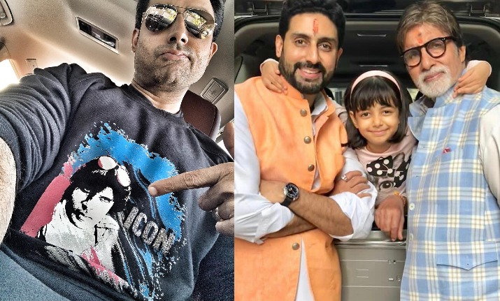 Photo of Big B's Kid: Abhishek Bachchan Wants His Father To Strike A Century In Film Industry