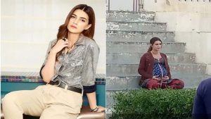 Kriti Sanon's Looks From Her Upcoming Mimi Leaked