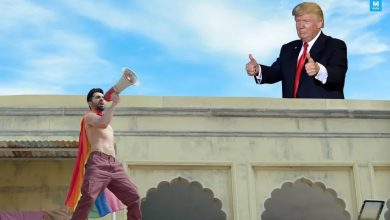 Photo of Ayushmann Khurrana's Reaction To Trump's Praise Tweet On 'Shubh Mangal Zyada Saavdhan'