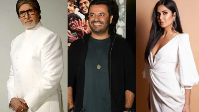 Photo of Big B And Katrina Kaif to Play Father-Daughter in Vikas Bahl's Next Project