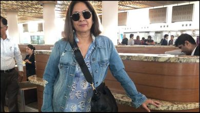 Photo of Neena Gupta is no Celebrity For Airport Security. And She's Happy About It.