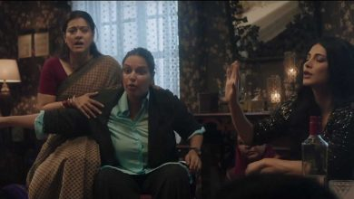 Photo of Kajol, Shruti Haasan & Neha Dhupia's Short Film: Devi, Is One Emotionally Disturbing Cinema Job