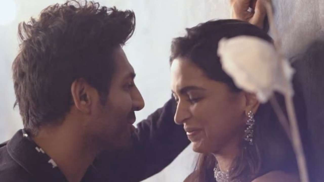 Have A Look At Deepika Padukone-Kartik Aaryan's Latest Video That Shows Their Undeniable Chemistry