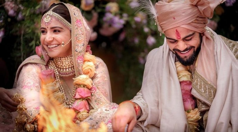 When It Came To Her Wedding Ceremony Attire, Anushka Sharma Had Only 2 Instructions For Sabyasachi