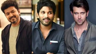Photo of Hrithik Roshan Wants to Know The Secret Behind Allu Arjun & Vijay's Dancing Energy