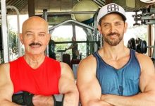Photo of Hrithik Roshan Has Found That Person Who'd Scare Coronavirus