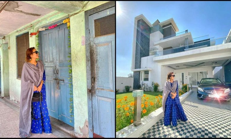 Neha Kakkar Owns A Bungalow At The Place Of Her One Room Apartment In Rishikesh