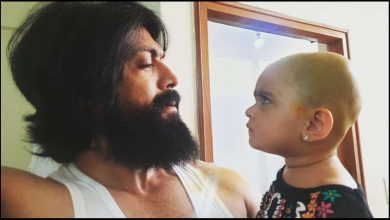 Photo of KGF Star Yash Cannot Face Daughter Ayra's Anger And He's Happy About It Too