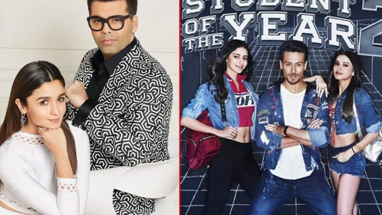 Karan Johar To Convert Student Of The Year Into A Web Series With SOTY 3?