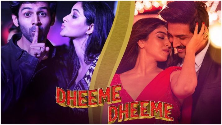 Photo of 'Dheeme Dheeme' From 'Pati Patni Aur Woh'. Kartik Aaryan Nails The Hook Step
