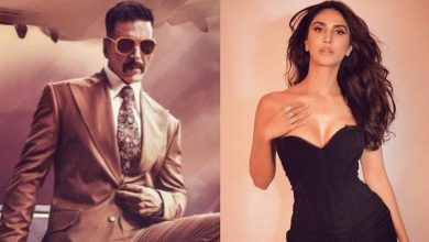 Photo of Vaani Kapoor is The Latest Entry to Akshay Kumar's 'Bell Bottom'
