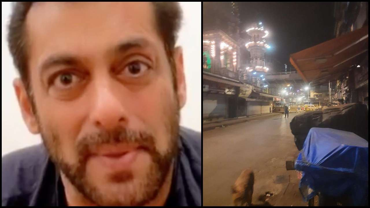 Salman Khan Is Grateful To His Fans For Complying With Coronavirus Lockdown