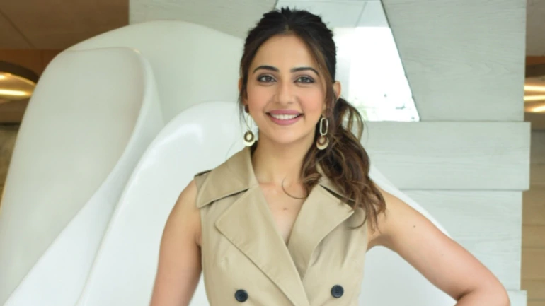 Rakul Preet Singh Launches Her Youtube Channel To Raise Funds For PM Cares Fund