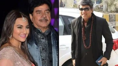 Photo of Shatrughan Sinha Disapproves of Mukesh Khanna's Remarks on Sonakshi