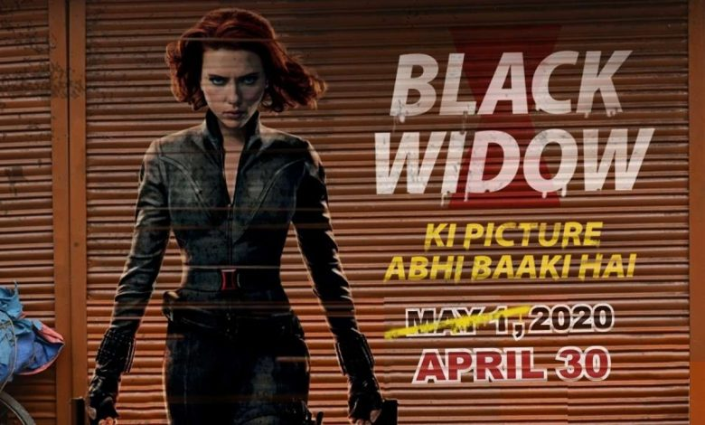 Black Widow Scarlett Johansson Marvel Fans India