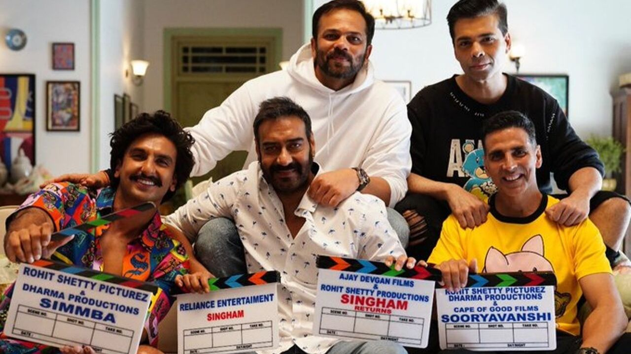 Rohit Shetty And Ajay Devgn Are Back Again With 'Golmaal 5'