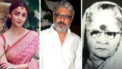 Photo of 'Gangubai' Is Alia Bhatt's Christmas Gift For Year 2019 & Guess Who's Her Santa: Director SLB