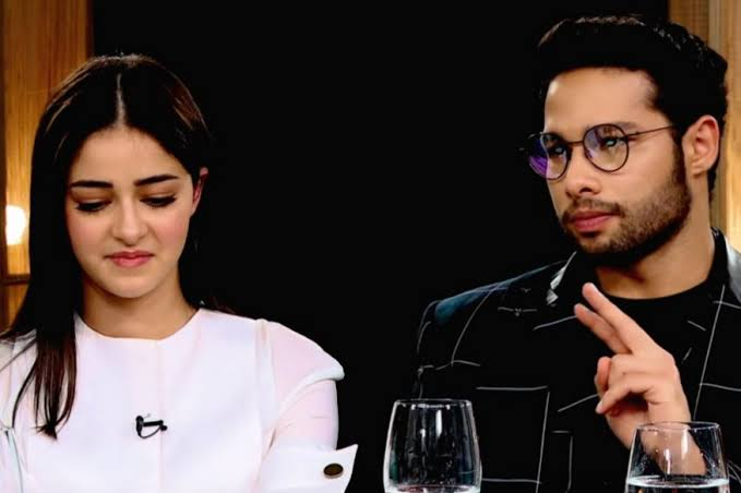 Sidhant Chaturvedi Ananya Panday Koffee With Karan