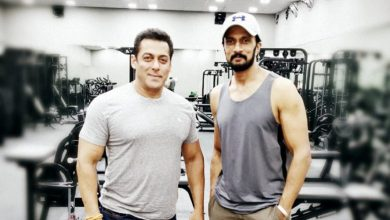 Photo of Salman Khan Gifts His Dabangg 3 Co-Star: Kiccha Sudeep