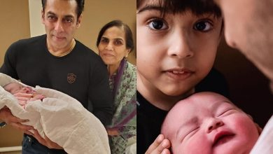 Photo of Salman Khan's Sis: Arpita Khan Sharma Shares Heartwarming Photos Of Birthday Twins Salman Khan & Ayat