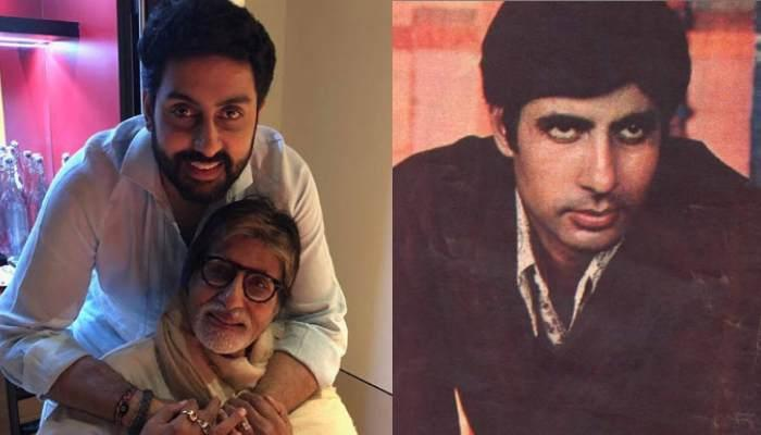 Big B's Kid: Abhishek Bachchan Wants His Father To Strike A Century In Film Industry