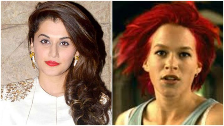 Taapsee Pannu To Feature In Bollywood Version Of Run Lola Run