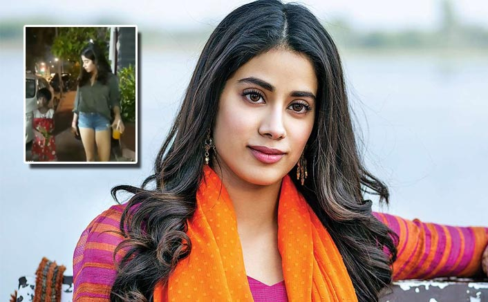 Photo of Janhvi Kapoor Likes To Do Charity Work Minus Media Presence
