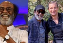 Photo of Bear Grylls Launches 'Star With a Swagger' Rajinikanth on Small Screen