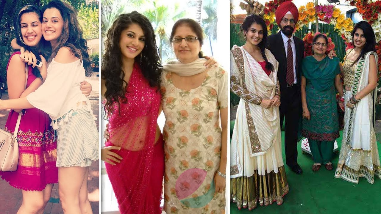 Taapsee Pannu Sees Similarities Between Her Real Life Mother & Thappad Mother-In-Law