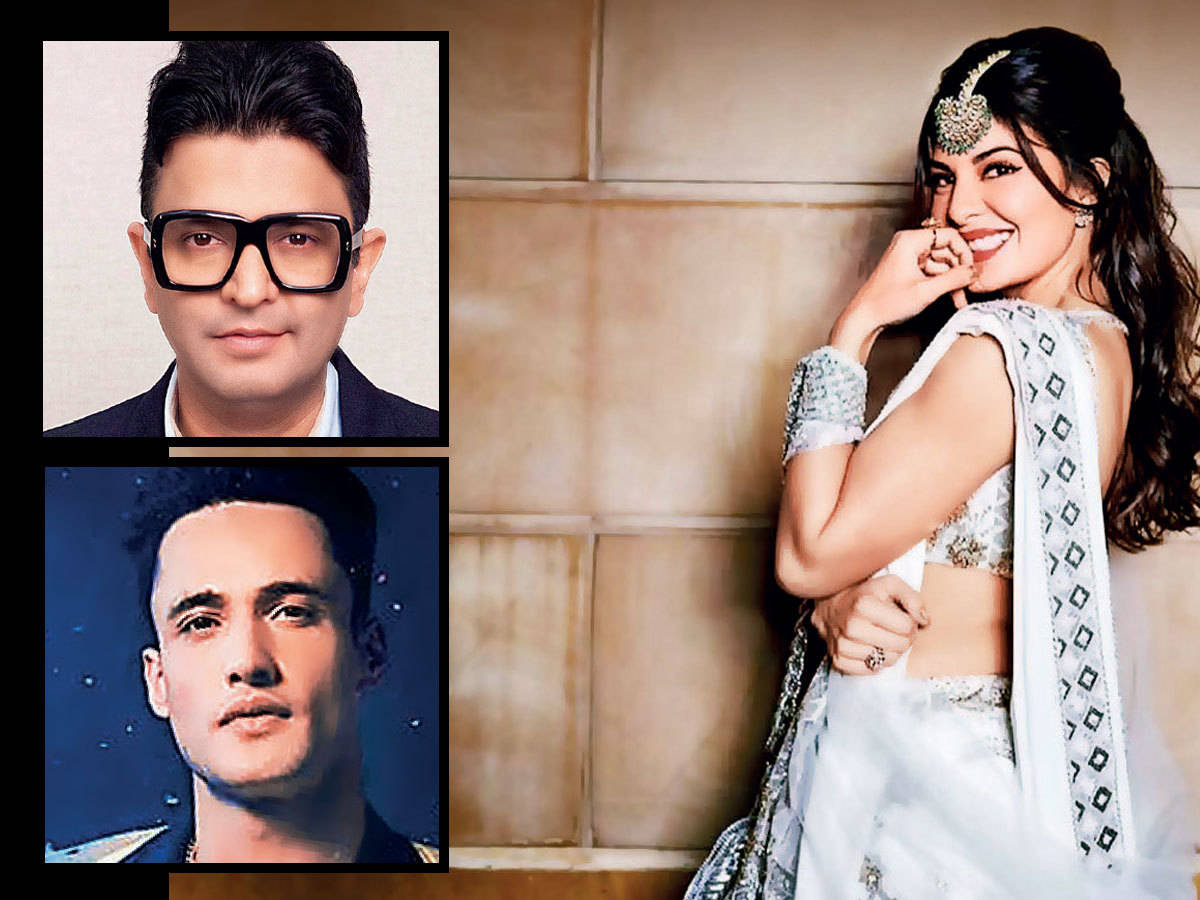 Asim Riaz And Jacqueline Fernandez To Feature Together In A Music Video