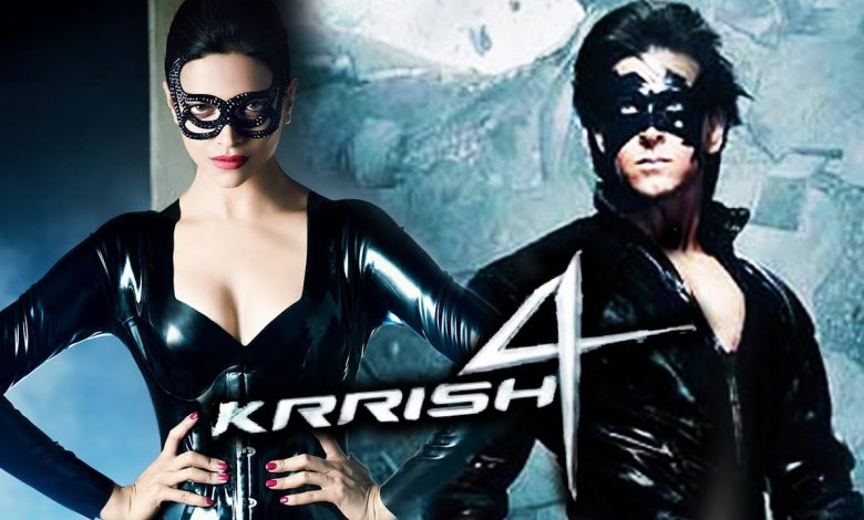 Deepika Padukone's Reply To The Rumors About Her Role In Hrithik Roshan's 'Krrish 4'