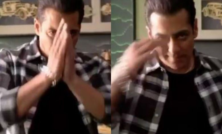 """Ouii Ma 30 Million"": Salman Khan's Reaction To 30 Million Instagram Followers"