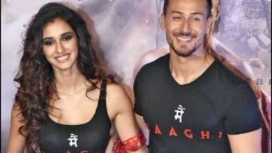 Photo of Disha Patani Wishes B'day Boy: Tiger Shroff With a Visit to The Past