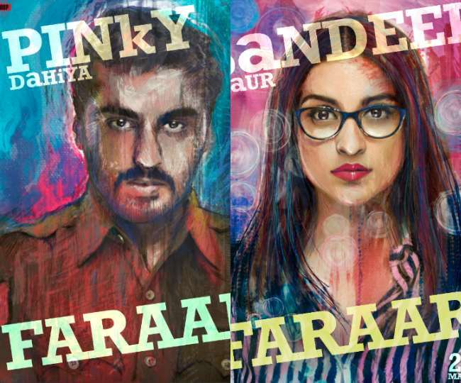 Parineeti Chopra-Arjun Kapoor Starrer 'Sandeep Aur Pinky Faraar' Trailer Is Out