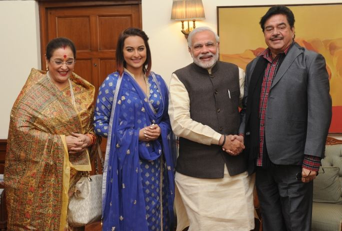 Unlike Other Politician Kids, Sonakshi Sinha Hated Security Cloud Around Her