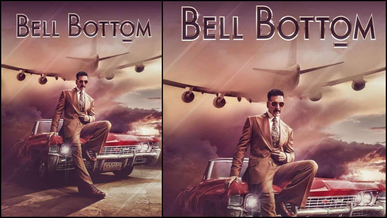 Action Man: Akshay Kumar's 'Bell Bottom' Announcement Poster Has Millionaire Written All Over It