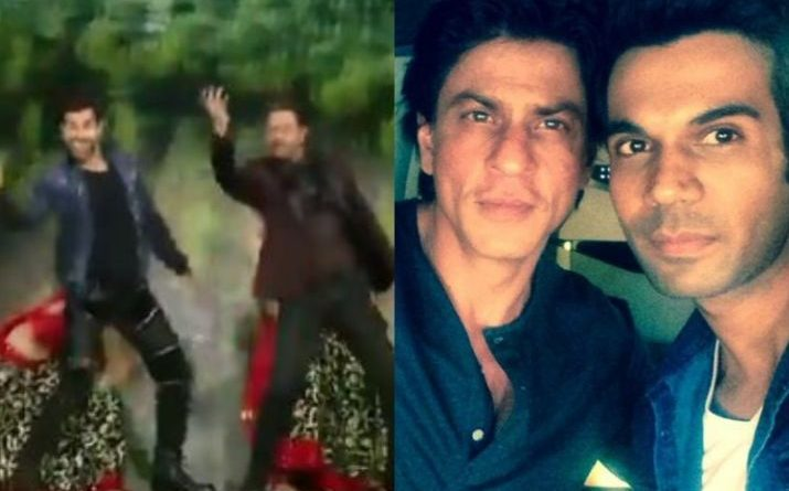 Have A Look At This Video Of Shah Rukh Khan With His Biggest Fan Cum Stree Actor: Rajkummar Rao