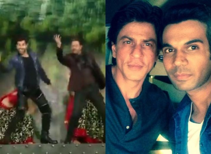 Photo of Shah Rukh Khan With His Biggest Fan Cum Actor: Rajkummar Rao Shares a Video