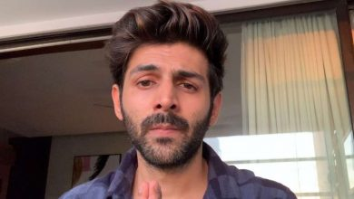 Photo of Kartik Aaryan Appeal to Encourage Social Distancing