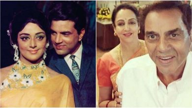 Photo of Dharmendra Booked an Entire Hospital For Hema Malini