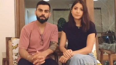 Photo of Anushka Sharma & Virat Kohli Request Public to Take Lockdown Seriously