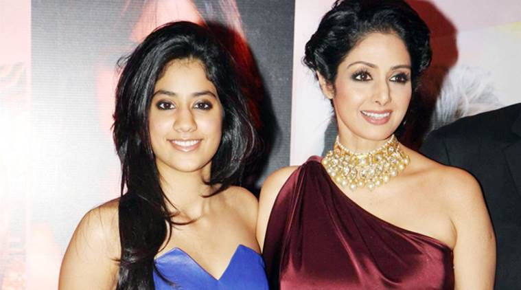 Janhvi Kapoor Feel Sridevi Around