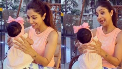 Photo of Raj And Shilpa Shetty Kundra's Daughter Turns 2 Months Old